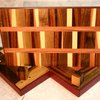 Reading stand in beautiful wood pattern by Hope & Grace Pens