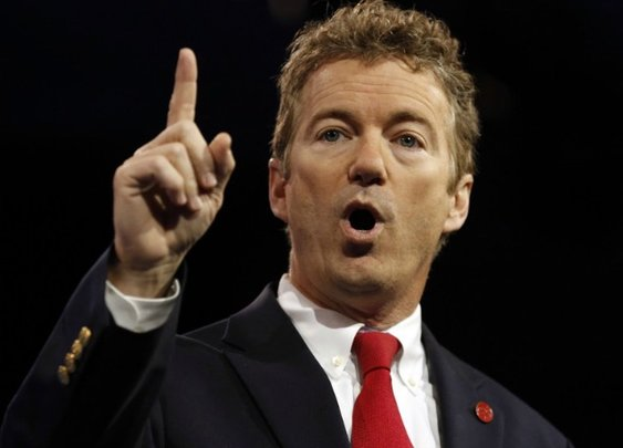 Rand Paul to Lead Class-Action Lawsuit Against Obama over NSA Spying