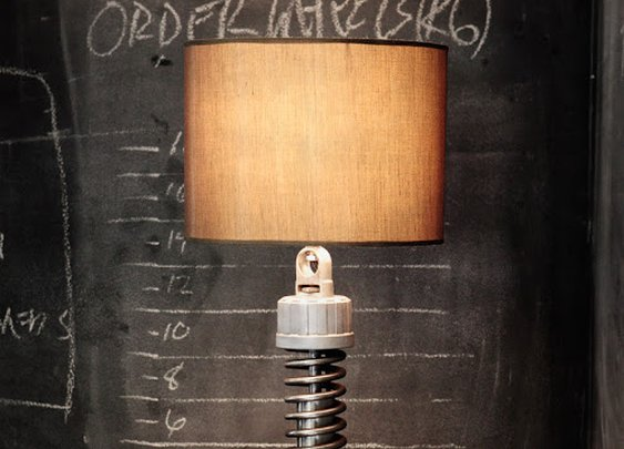Coilover Lamp