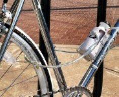 Bicycle Bottle Lock    StashVault