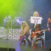 11-Year Old Challenges Guitar Player...and Wins