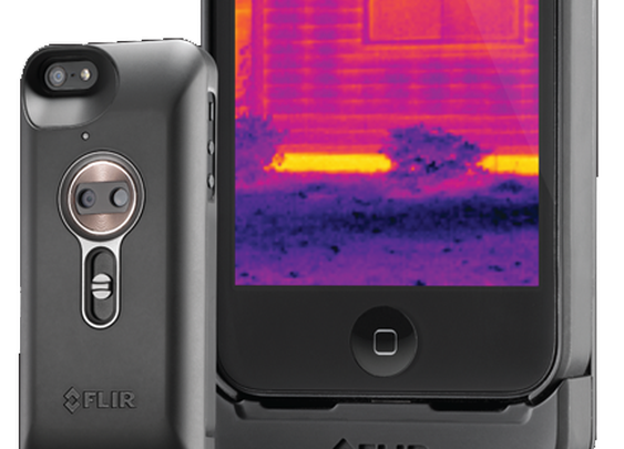 FLIR ONE™ personal thermal imager by FLIR® - $350