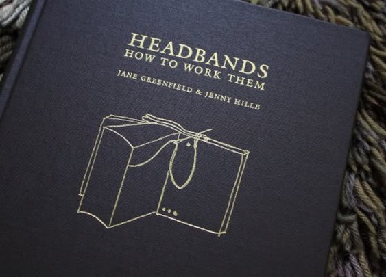 V FOR BOOKS - a bookbinding blog • Reference literature for headbands