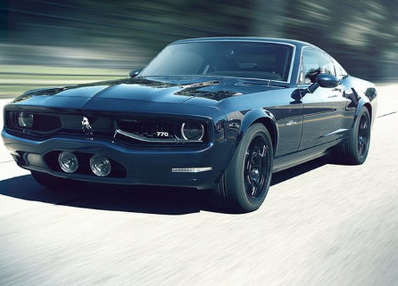 Equus Bass770, America's newest muscle car