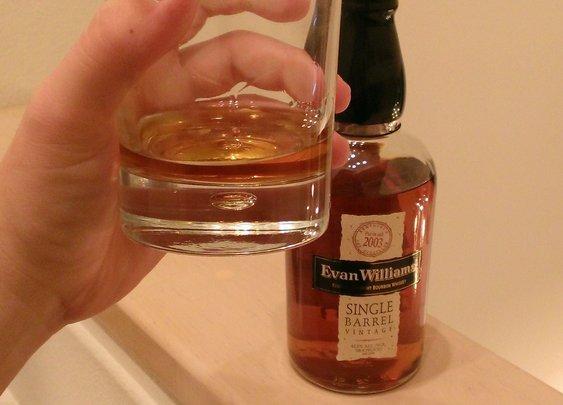 Evan Williams Single Barrel Kentucky Bourbon | The Gentleman & Scholar