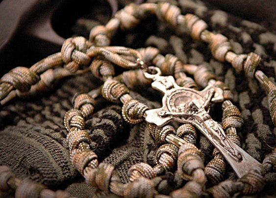A Ranger Rosary - the Combat Military Rosary