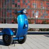 The First Vespa Segway - BonjourLife