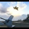 F-35 Carrier Takeoff crash... NOT!!! - YouTube