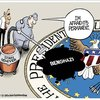 Political Cartoons - Political Humor, Jokes, and Pictures, Obama, Palin ~ January 16, 2014 - 115240