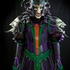 Ultra Impressive Joker Themed Medieval Leather Armor | Geekologie