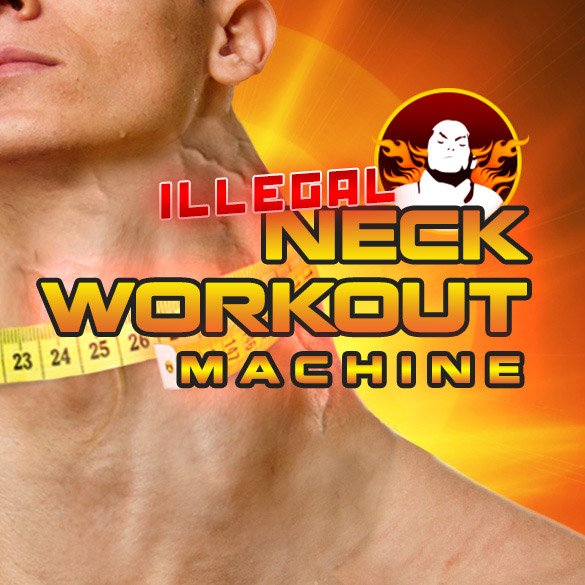 neck machine workout