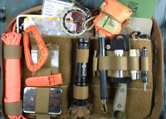 Steadfast EDC Pack