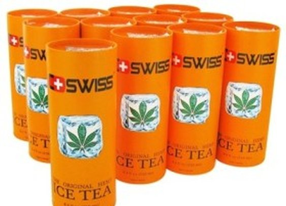 C+ Swiss Hemp Tea