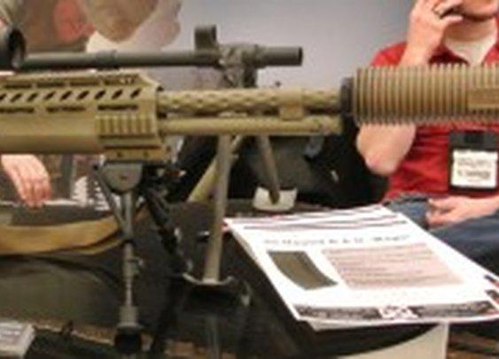 Ohio Ordnance BAR: A Modern Twist on a Timeless Classic—SHOT Show 2014