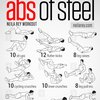 Abs of Steel Workout -- neilarey.com