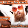 What Did You Say About My Beard? | How to Grow a MoustacheW/ Infographic