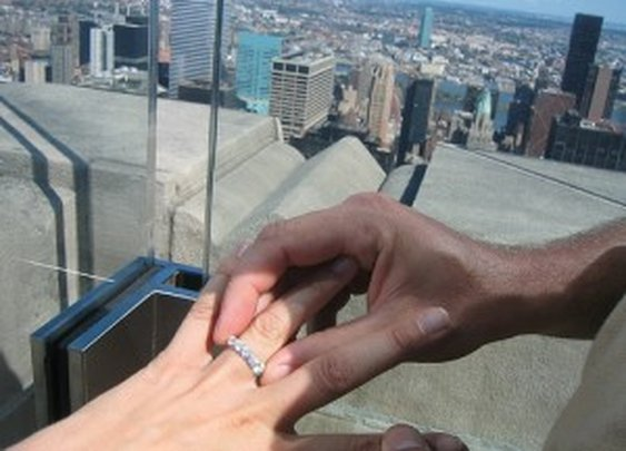 The Man's Guide to the Perfect Marriage Proposal | The Art of Manliness