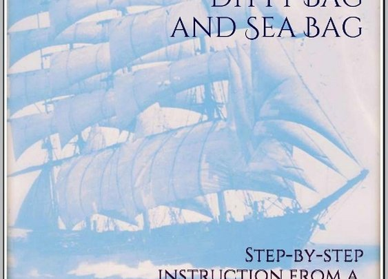 Make a traditional sailor's ditty bag