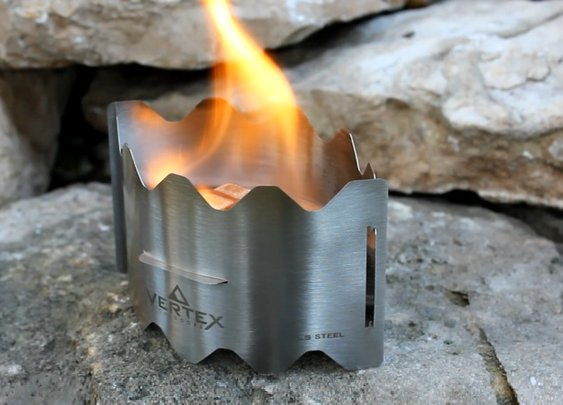 Vertex Ultralight Backpacking Stove