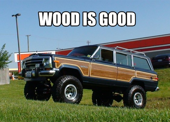 GradeMyJeep.com | Blog | Wood is Good – Grand Wagoneer