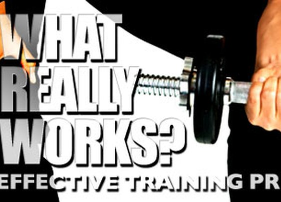 Bodybuilding.com - What Really Works? Effective Training Principles.