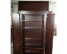 Bookcase with Four Secret Compartments   StashVault