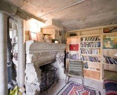 Secret Pine Bookcase Door   StashVault