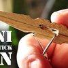 Mini Matchstick Gun - The Clothespin Pocket Pistol - YouTube