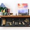 Does your shelf need more gun? Meet the Tactical Shelf