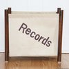 Record Holder Records Holder Record Storage Mid by MollyFinds