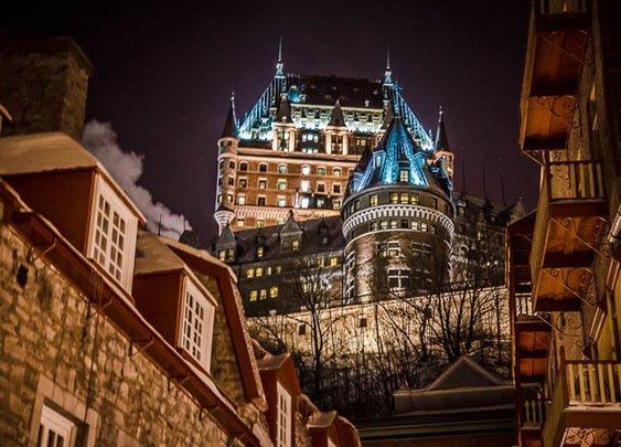 A Romantic Weekend Escape to Québec City, Canada's City of Love