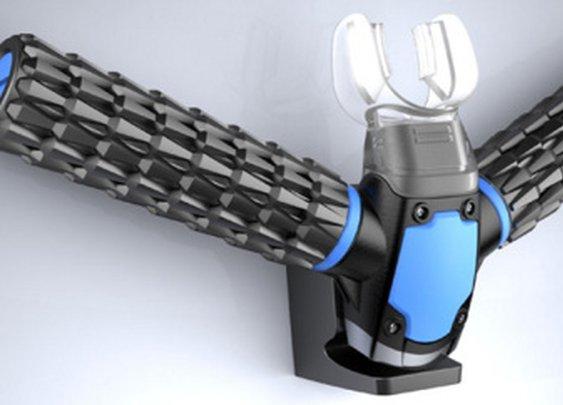 'Triton Oxygen Respirator Extracts Air Underwater'