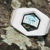 Tokyoflash Kisai Spider Acetate White LCD Watch