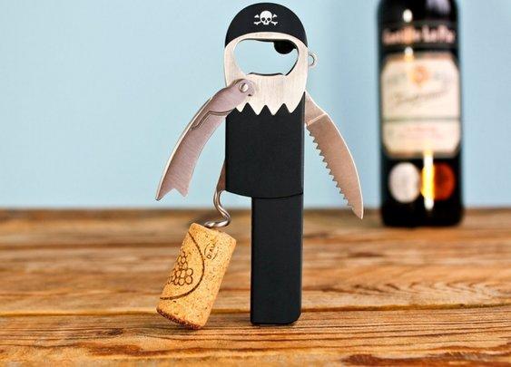 Pirate Corkscrew