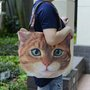 Cute Cat Tote Bag | Style | CoolPile.com