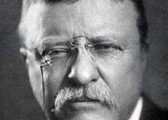 Badass  - Teddy Roosevelt