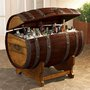 Tequila Barrel Ice Chest
