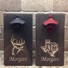 Magnetic Bottle Openers by Lankford Manor