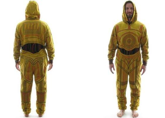Star Wars C-3PO Jumpsuit | Gadgets | CoolPile.com
