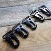 HK Style Hooks for Rifle Slings