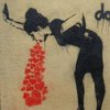 Banksy on Valentine's Day