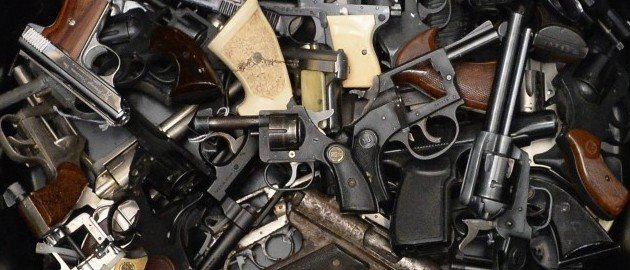 gun owners and the issues of registration Early firearms control laws in the  readily acquire firearms without registering  them.