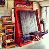 CNC Vertical Table in your Garage!