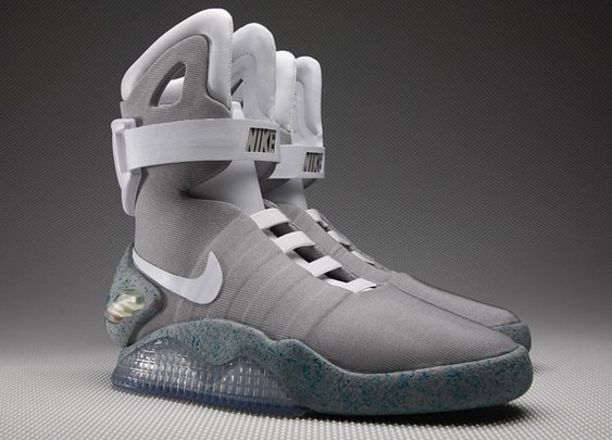 Back To The Future 'Power Laces' Due In 2015