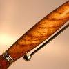 Wood Stylus Pen handcrafted slim African kiaat woo by Hope & Grace Pens