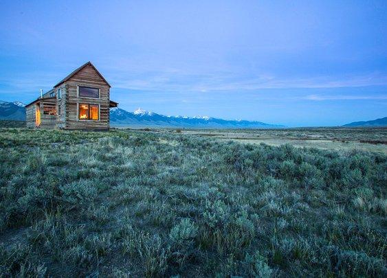 Little Lost Valley Cabin