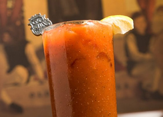 The Secret Origins of the Bloody Mary
