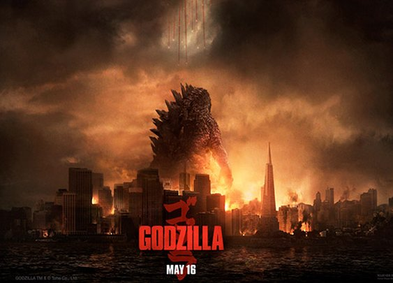 Gotta See It! - Official Godzilla Trailer : 101 or Less