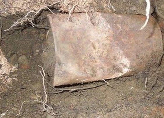 BBC Buried gold coin stash 'worth $10m'