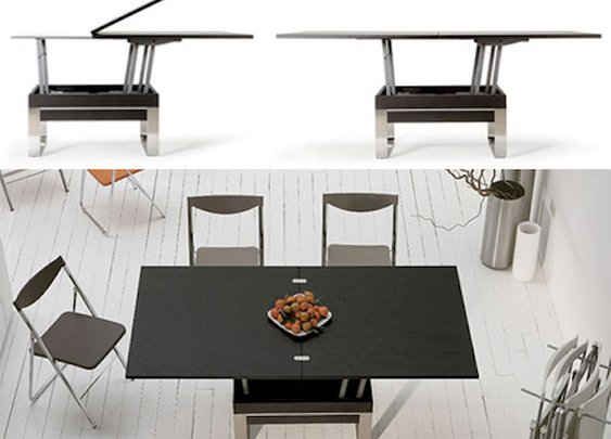 10 Transforming tables that will transform your life